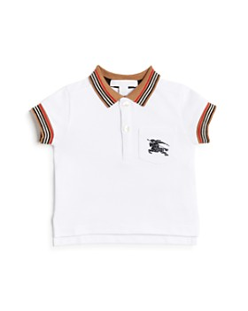 447fec68a Burberry - Boys  Mini Noel Polo Shirt - Baby