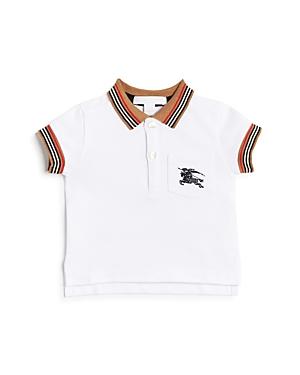 Burberry Boys Mini Noel Polo Shirt  Baby