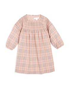 Burberry - Girls' Loralie Check Dress - Little Kid, Big Kid