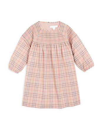 Burberry - Girls' Loralie Check Dress - Little Kid, Big Kid