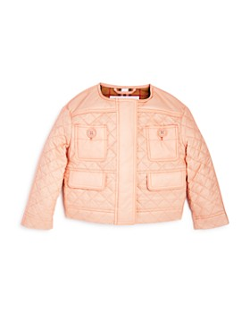 de365236044a Burberry - Girls  Mini Tollamo Quilted Jacket - Little Kid