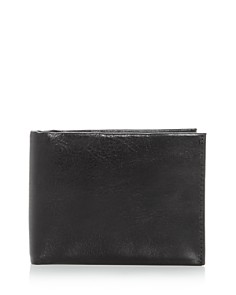 The Men's Store at Bloomingdale's - RFID-Protected Smooth Leather Bi-Fold Wallet with Removable Card Case - 100% Exclusive