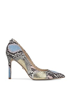 Sam Edelman - Women's Hazel Pointed Toe High-Heel Pumps