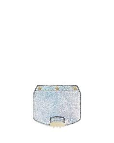 Furla - MY PLAY Interchangeable Metropolis Mini Glitter Flap