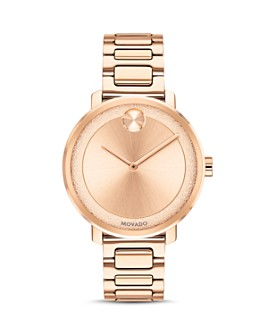 Movado - Sugar Dial Watch, 34mm
