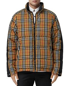 Burberry - Drayton Reversible Down Jacket