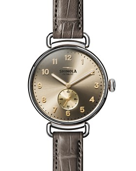 Shinola - Canfield Gray Watch, 38mm