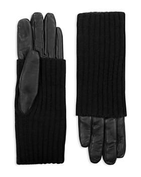 Soia & Kyo - Carmel Convertible-Cuff Tech Gloves