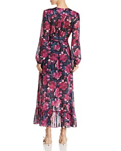 WAYF - Only You Floral Maxi Wrap Dress - 100% Exclusive