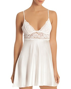 In Bloom by Jonquil - Satin Charmeuse Chemise - 100% Exclusive