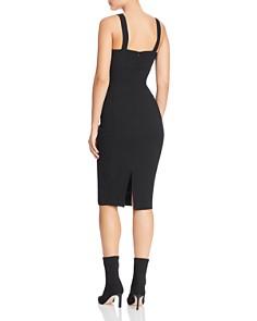 Bardot - Hardware-Strap Sheath Dress - 100% Exclusive