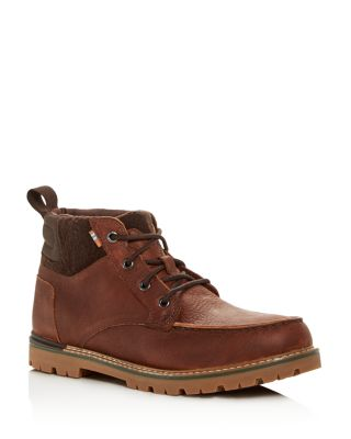Men's Hawthorne Waterproof Leather Hiking Boots by Toms