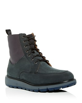 Swims - Men's Motion Waterproof Suede Apron Toe Country Boots