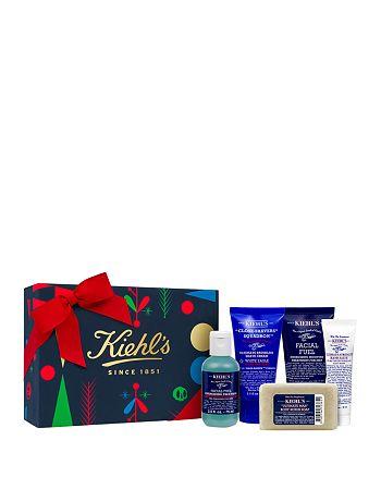 Kiehl's Since 1851 - Men's Grab & Go Essentials Gift Set ($59 value)