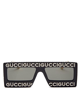 c90e569c898 Gucci - Men s Oversized Flat Top Square Sunglasses
