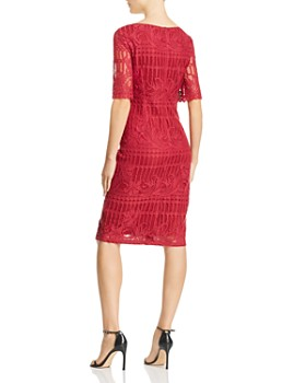 Adrianna Papell - Lace Cocktail Dress