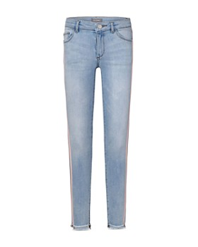 DL1961 - Side-Stripe Skinny Jeans - Big Kid