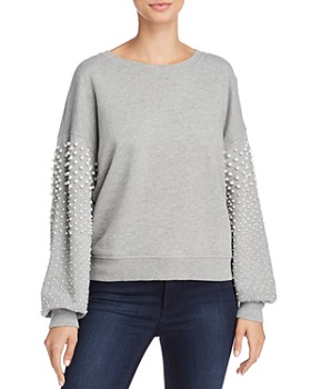 8f2885642 Embellished Sweater - Bloomingdale s