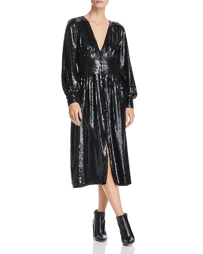 Joie - Kyria B Sequined Dress