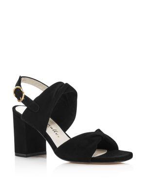 BETTYE MULLER Women'S Angel Block Heel Sandals in Black
