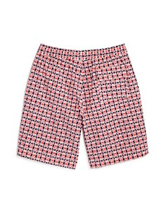Psycho Bunny - Boys' Logo-Print Swim Trunks - Little Kid, Big Kid