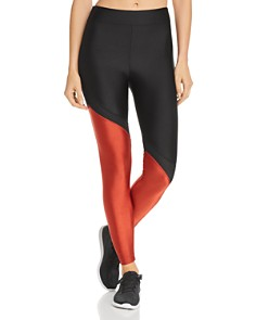 KORAL - Venus Sprint Color-Block Leggings