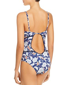 OndadeMar - Floral Underwire One Piece Swimsuit