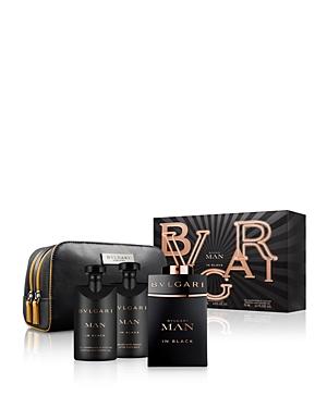Bvlgari MAN IN BLACK EAU DE PARFUM GIFT SET ($145 VALUE)