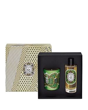 Diptyque SAPIN DE LUMIERE ROOM SPRAY & CANDLE GIFT SET