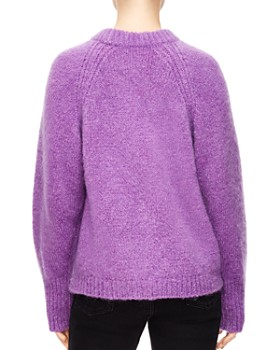 Sandro - Brugane Oversized Sweater