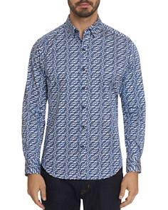 Robert Graham - Ashmead Classic Fit Button-Down Shirt - 100% Exclusive