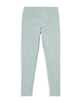Ralph Lauren - Girls' Floral Jersey Leggings - Big Kid