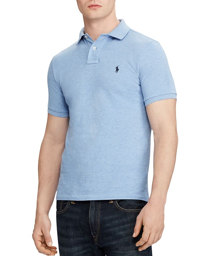 ca53ef43 Polo Ralph Lauren Ralph Lauren Custom Slim Fit Mesh Polo Shirt ...