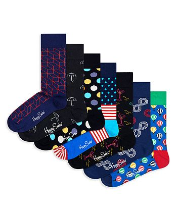 da833f945158 Happy Socks - 7 Day Gift Box