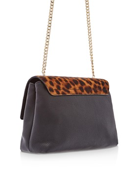 51795a5e9b ... Ted Baker - Luccie Leopard Print Leather Crossbody