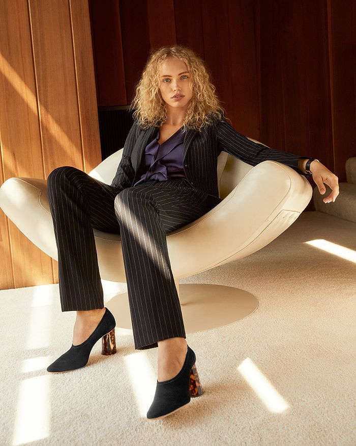 BOSS - Pinstriped Blazer, Straight-Leg Pants & More