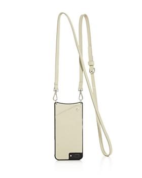 Bandolier - Leather iPhone Crossbody