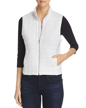 Majestic Filatures - Quilted Cotton Vest