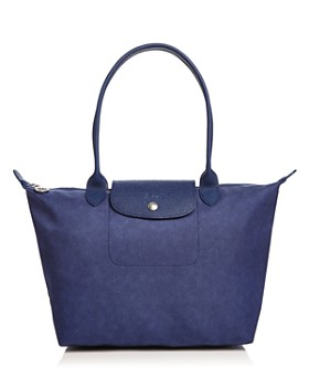 Longchamp - Le Pliage Jeans Medium Shoulder Tote