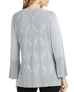 Foxcroft - Dion Diamond Knit Sweater