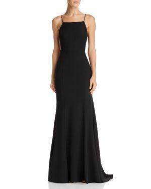 JARLO Jemima Gown in Black