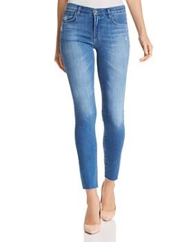 J Brand - 811 Skinny Jeans in Icon