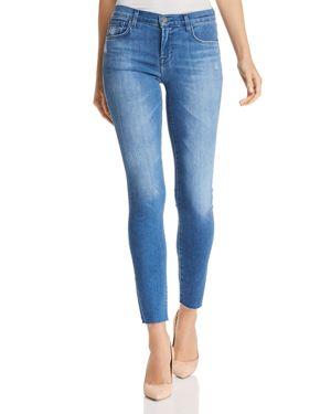 J Brand 811 Skinny Jeans in Icon