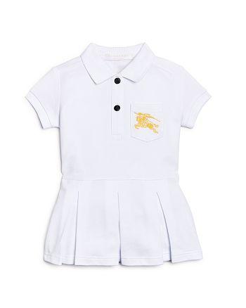 Burberry - Girls' Mini Demelza Polo Dress - Baby