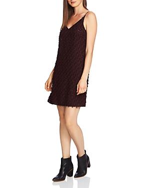 1.state Eyelash Slip Dress