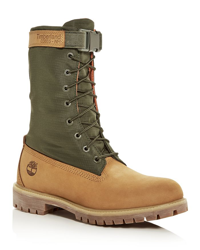 0a27d7d1b374 Timberland - Men s Waterproof Nubuck Leather Boots