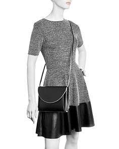 Marni - Law Pochette Medium Leather Crossbody