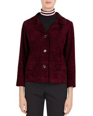 Gerard Darel Sue Suede Jacket