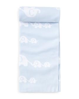 Kissy Kissy - Boys' Elephant-Print Blanket