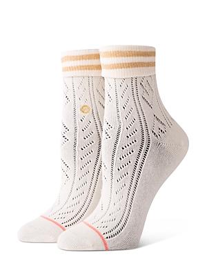 Stance Divine Pointelle Crew Socks